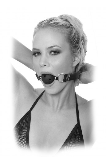 Náhubok BREATHABLE BALL GAG