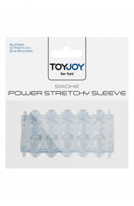 Návlek na penis POWER STRETCHY SLEEVE BLUE