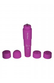 Massager FUNKY MASSAGER VIOLET