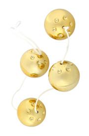 Guličky DUOBALLS GOLD 4 KS