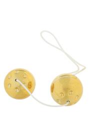Venušine guličky GOLD METAL BALLS