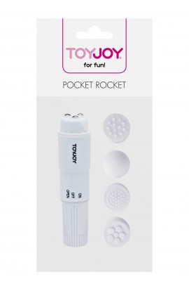 POCKET ROCKET WHITE