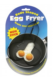 EGG FRYER PENIS SHAPED