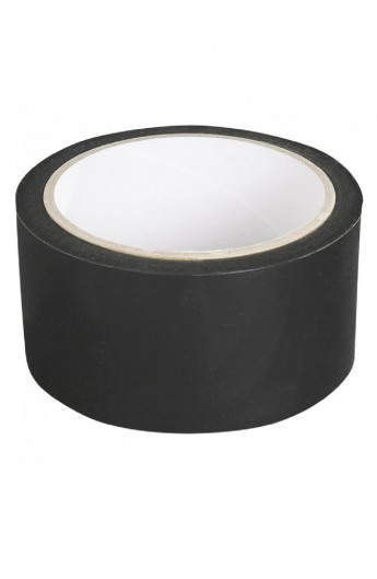 Black Bondage Tape 20m Roll