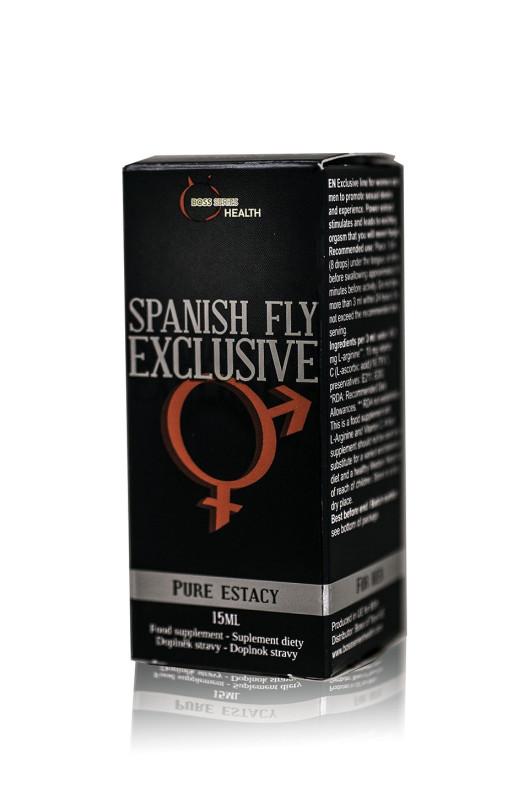 Španielske mušky EXCLUSIVE
