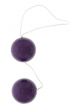Venušine guličky VIBRATONE - fialové