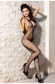 Bodystocking SEXY SPINNENWEB BACKLESS