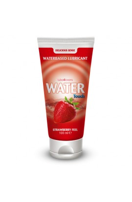 Lubrikačný gél WATER TOUCH Strawberry Feel