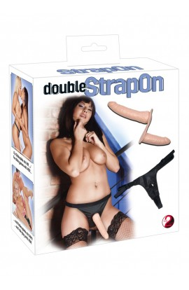 Strap-on DOUBLE DONG