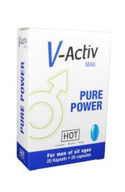 Tabletky na erekciu V-ACTIV 20cps