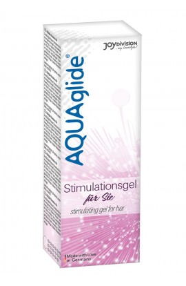 Gél na klitoris AQUAGLIDE STIMULATING GEL 25 ml