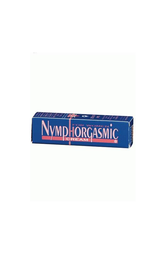 Krém na klitoris NYMPHORGASMIC 15 ml
