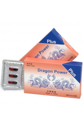 Afrodiziakum DRAGON POWER PLUS
