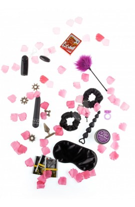 Erotická sada AMAZING PLEASURE SEX TOY KIT
