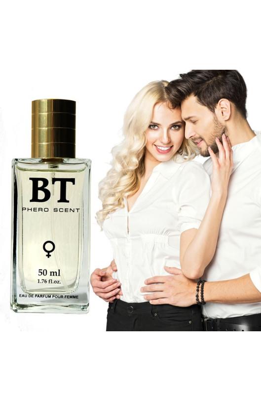 Feromónový parfém pre ženy BT PHERO SCENT 50ml