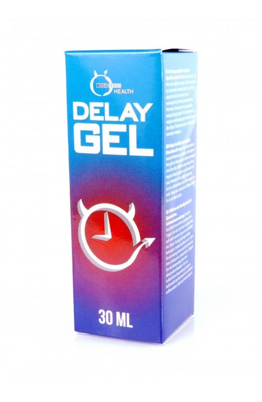 Oddialenie ejakulácie DELAY GEL 30ml