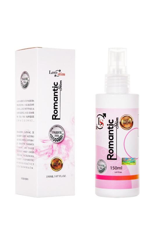 Lubrikačný gél ROMANTIC STIM 150 ml