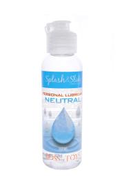 Lubrikačný gél SPLASH and SLIDE - natural