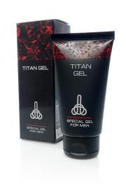 Gél na zväčšenie penisu TITAN 50ml