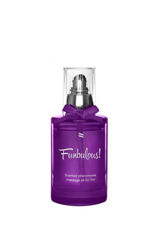Masážny olej s feromónmi OBSESSIVE FUN 100ml