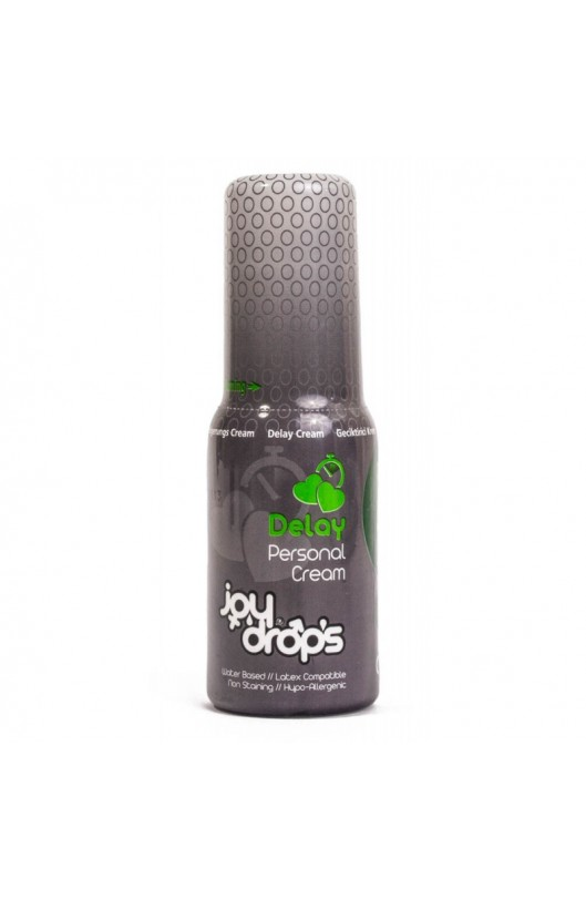 Krém na oddialenie ejakulácie JOYDROPS Delay Personal Cream 50 ml