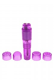 Massager POCKET ROCKET PURPLE