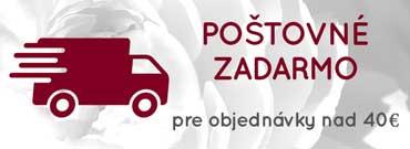 sexshop erotikcentrum ponúka poštovné zadarmo pri objednávke nad 40 eur