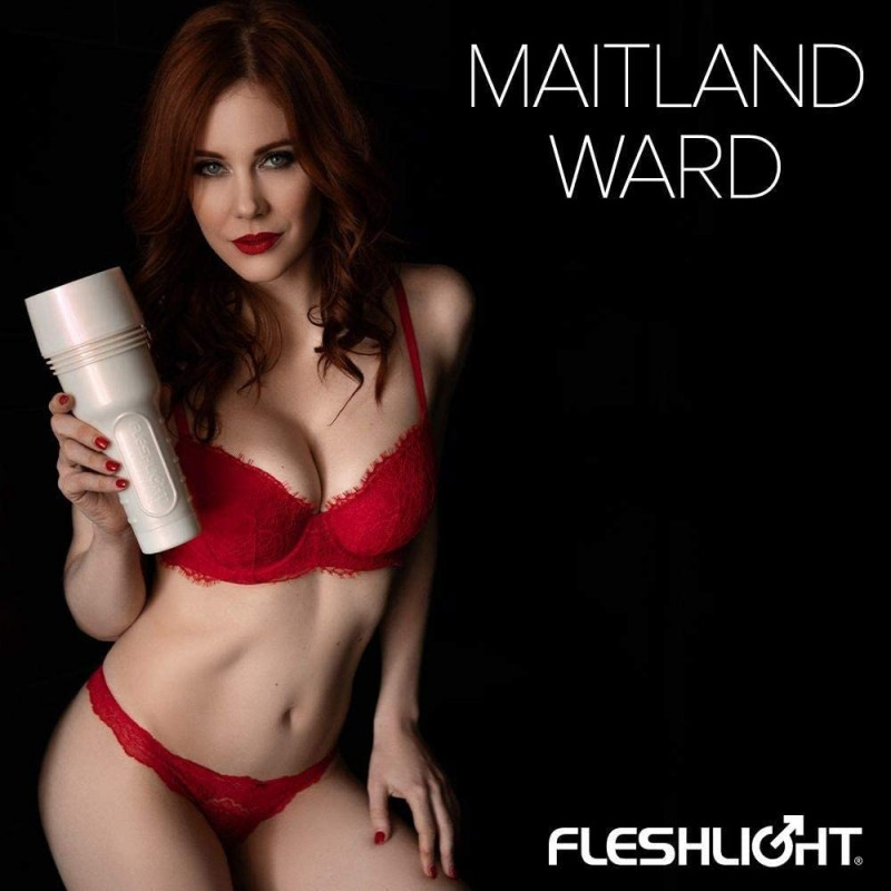 Reálny odliatok análu Fleshlight Maitland Ward Tight Chicks Butt.