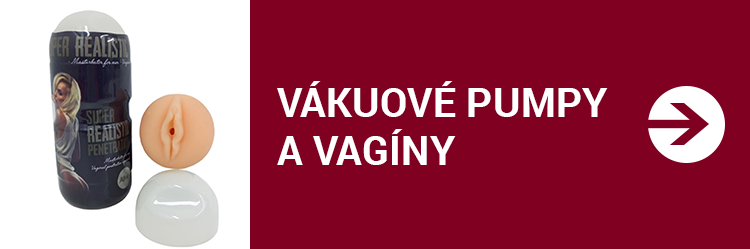 Vákuove pumpy a vaginy